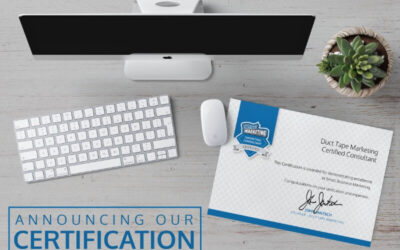 What Our New Marketing Certification Means to Our Clients' Success